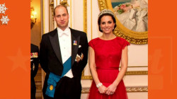 Duchess Kate wears Princess Diana's famed (but heavy) tiara: See the photo
