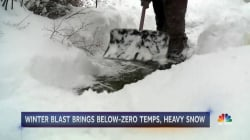 Deep Freeze Across Country Is Taking Temperatures To Record Lows