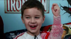 Inspiring America: Checking In On Real Life Super Hero Kid 'Iron Max'