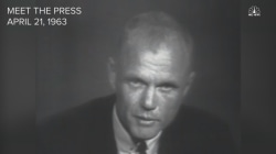 John Glenn on MTP: What's the Next Frontier After Moon Landing?