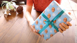 The 15-second hack that's changed the way we wrap presents