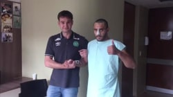 Chapecoense Plane-Crash Survivor Takes First Steps Post Accident