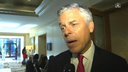 Huntsman Praises Trump's Taiwan Call: He Found 'Real Leverage' for China Relationship