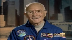 John Glenn on Space Travel: 'You Get Teary-Eyed Almost'