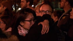 Hundreds Attend Vigil in Honor of Oakland Fire Victims