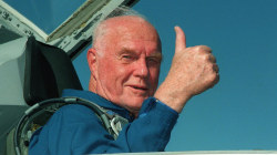 Former Astronaut, Senator John Glenn Dead at 95