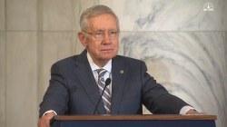 Congress Honors Retiring Senator Harry Reid