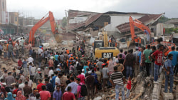 Rescuers Scramble to Find Survivors of Deadly Quake