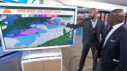Watch Keegan-Michael Key take over the weather forecast from Al Roker