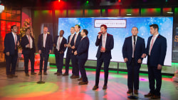 Watch Straight No Chaser sing 'Feels Like Christmas' live on TODAY