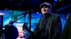 Watch James Taylor perform 'Only One' with his wife by his side