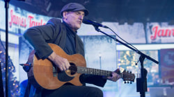 James Taylor performs 'You and I Again' live on TODAY