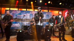 Country up-and-comer Kane Brown performs 'Hometown' live on TODAY