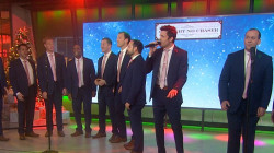 Watch Straight No Chaser perform 'Auld Lang Syne' on TODAY