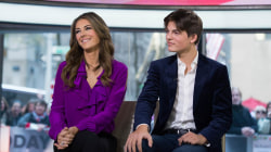 Elizabeth Hurley's son shares her acting advice: 'Learn your lines, don't be annoying'