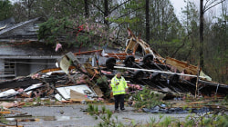 Deadly tornadoes leave devastation across 6 Southern states