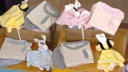 Baby shower Steals and Deals: Burt's Bees baby clothes, crib bedding and more