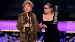 Debbie Reynolds dies at 84, one day after daughter Carrie Fisher's ... Under A Funeral Moon
