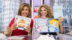 KLG and Hoda's Favorite Things: Blake playing in the snow, last-minute gifts