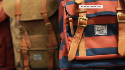 Herschel Supply founders reveal what sparked inspiration for their trendy bags