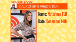 What will Savannah name her baby? Al Roker suggests 'Notorious FLD'