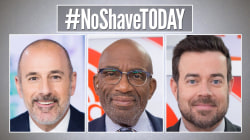 #NoShaveTODAY raises millions for men's health (but Carson Daly wants a shave!)