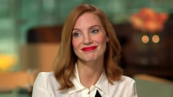 Jessica Chastain: 'No one asked me' to my high school prom