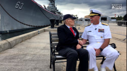 'There's So Many of Them Gone': Survivor Returns to Pearl Harbor