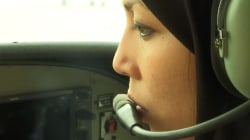 Military Pilot Safia Ferozi Flies in Face of Afghan Traditions
