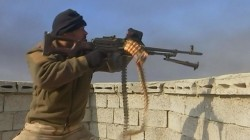 Fierce Fighting as Iraqi Troops Battle ISIS South of Mosul