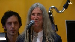 Patti Smith Forgets Dylan's Words at Nobel Ceremony