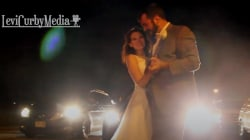Newlyweds stuck in standstill traffic share first dance on highway
