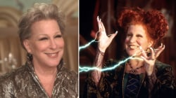 Bette Midler loves her 'Hocus Pocus' performance: 'I'm flawless in that movie'