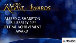 The 'blueberry pie' lifetime achievement award