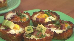 Sweet potato hash brown egg cups: Try Siri Daly's quick breakfast recipe