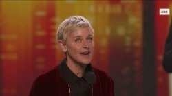 Ellen DeGeneres wins record-breaking 20th People's Choice Awards