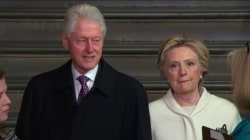What's Going Through Hillary Clinton's Mind at Inauguration?