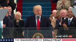 Watch Donald Trump's Full Inaugural Address