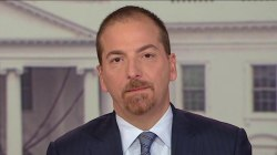 Don't assume Donald Trump will act differently during his presidency, Chuck Todd says