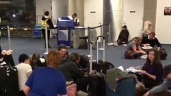 United Airlines resumes domestic service after outage grounded flights Sunday
