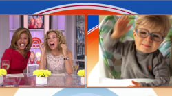 See Kathie Lee 'thrilled' by surprise announcement from great-nephew Shecky!