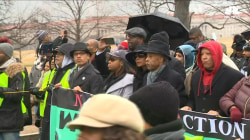 Thousands March to 'Protect' MLK Dream