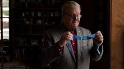 Army Vet Hasn't Missed a Swearing-In Since Nixon