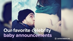 Celebrities' most memorable baby announcements: See some of our favorites