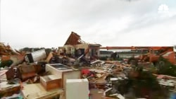 Video Show Aftermath of Deadly Storms in      			        Georgia