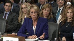 Education Nominee DeVos: Guns May Have a Place in School