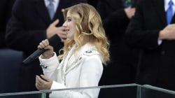 Watch Jackie Evancho Sing National Anthem at Inauguration