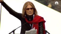 Steinem: 'We Must Put Our Bodies Where Our Beliefs Are'