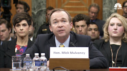 Mulvaney Says He Made a 'Mistake' on Babysitter Taxes