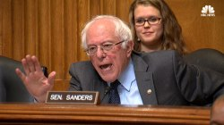 Bernie Sanders Spars with EPA Nominee on Climate Change, Fracking